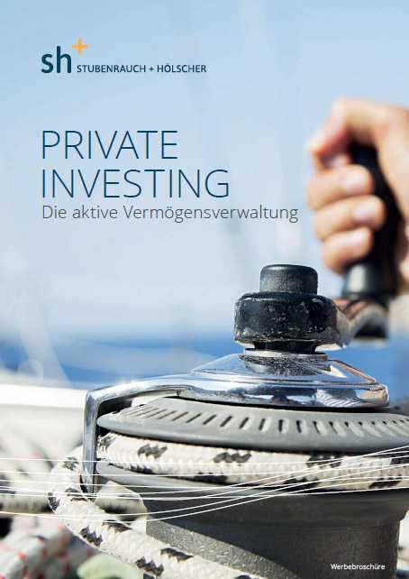 Broschüre Private Investing